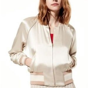 ARITZIA Little Moon Acanthella Bomber Jacket